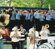 Huldiging SC Heerenveen 1993