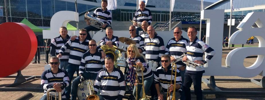 Eigenzinnig Fries  Sportorkest